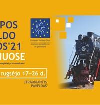 EUROPOS PAVELDO DIENOS'21 ŠIAULIUOSE