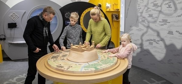 """THE INNOVATIVE CENTRE OF BALTS' CULTURE """"BALTS' ROAD"""""""