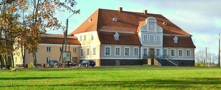 KELMĖ REGIONAL MUSEUM (KELMĖ MANOR)