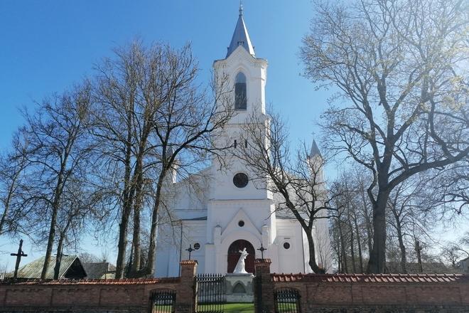 THE TRINITY CHURCH OF BAISOGALA
