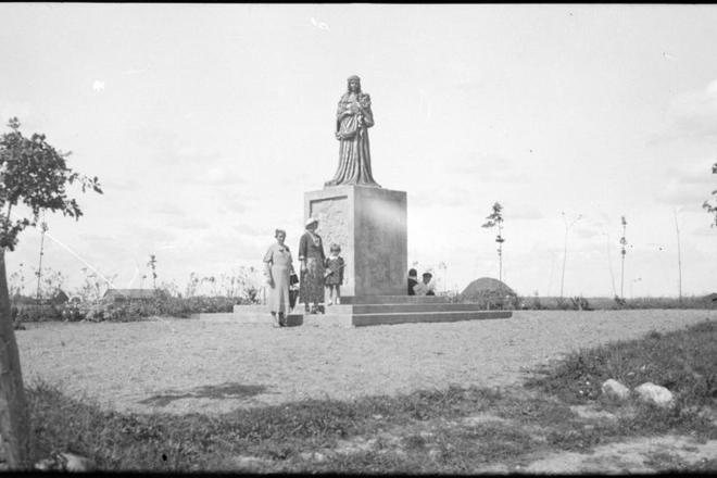 BIRUTE MONUMENT
