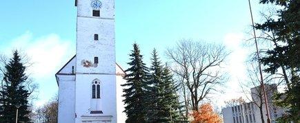 CHURCH OF THE EVANGELIC REFORMATIC OF KELMĖ