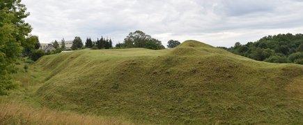 Papilės II piliakalnis