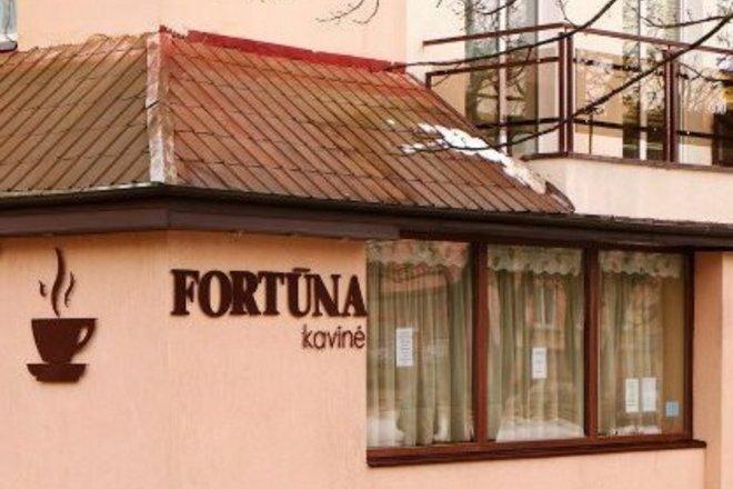 """KAVINĖ """"FORTŪNA"""""""