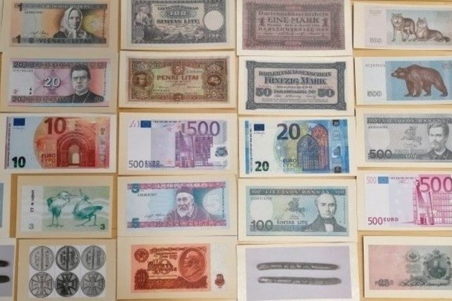 SENOJOJE ŠIAULIŲ M. IŽDINĖJE: NUO OSTRUBLIO IKI EURO