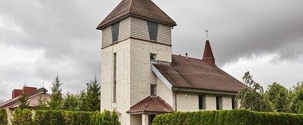 Kivylių Švč. Mergelės Marijos Ėmimo į dangų bažnyčia