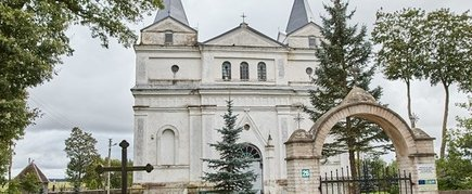 Kruopių Šv. Onos bažnyčia