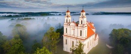 KURTUVĖNAI CHURCH OF ST JACOB THE APOSTLE