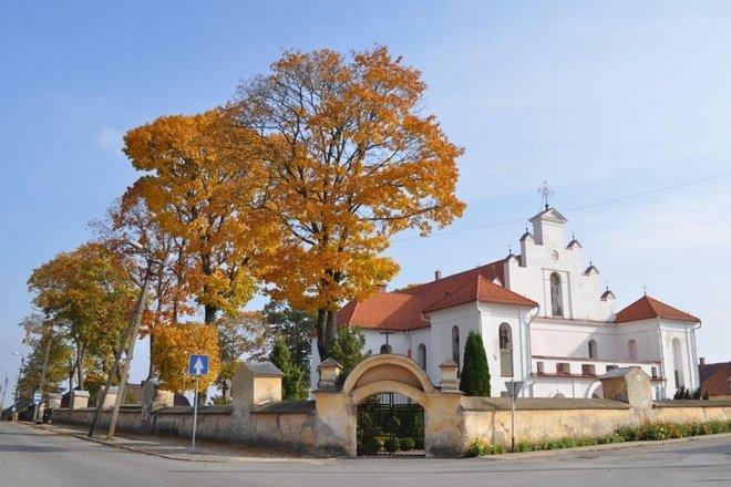 LINKUVA CHURCH PF BLESSED VIRGIN MARY SCAPULAR AND MONASTERY OF CARMELITES