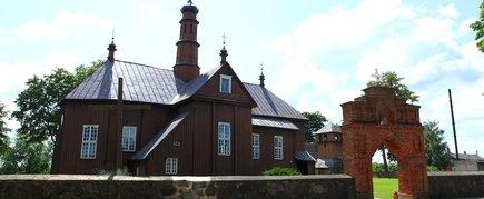THE CHURCH OF SIMON AND JUDO TADAS OF THE HOLY APOSTLES OF LIOLIAI