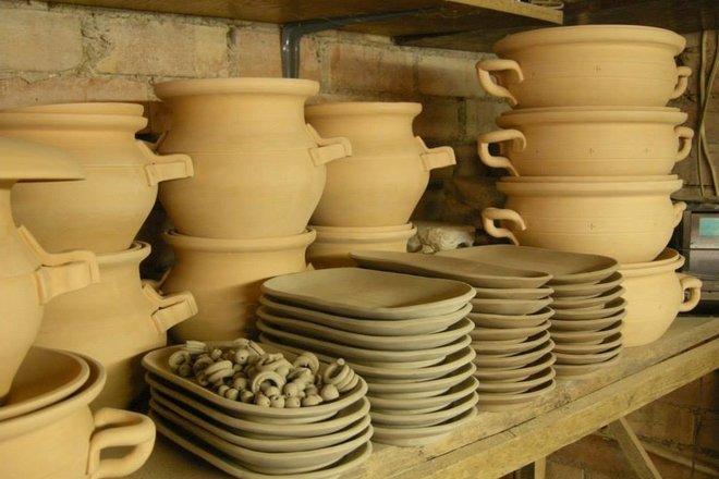 Студия керамики Мариюса