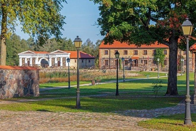 Гостиница «Malūnininko Namas» («Дом мельника»)