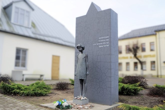 A MONUMENT FOR THE JEWS OF SHEDWA