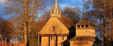 Šiaudinės Švč. Mergelės Marijos bažnyčia