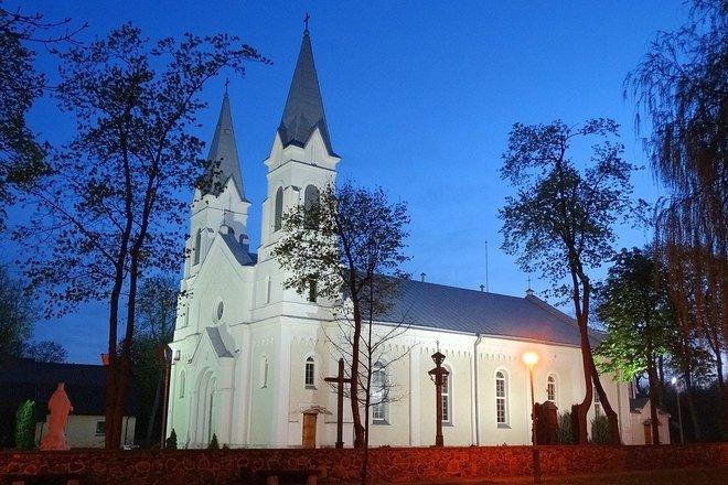 Pakruojis ST. JOHN Baptist Church