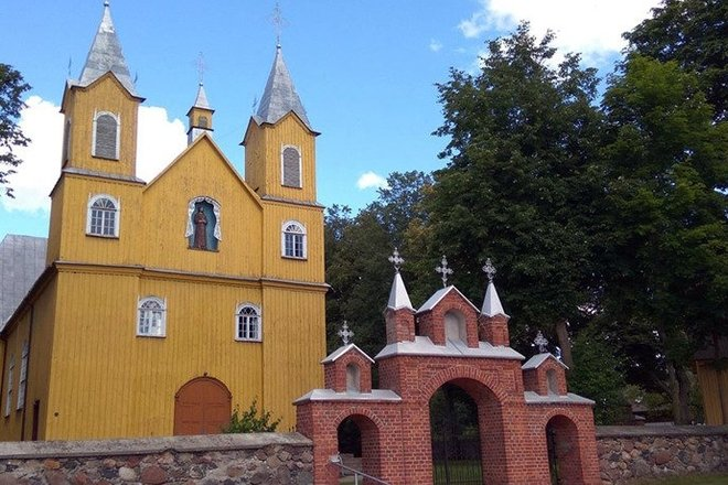 ROZALIMAS CHURCH OF THE HOLY MARY