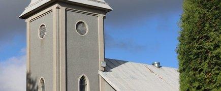 THE CHURCH OF THE HOLY TRINITY OF SAUKENAI
