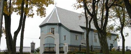 ŠAUKOTAS HOLY TRINITY CHURCH