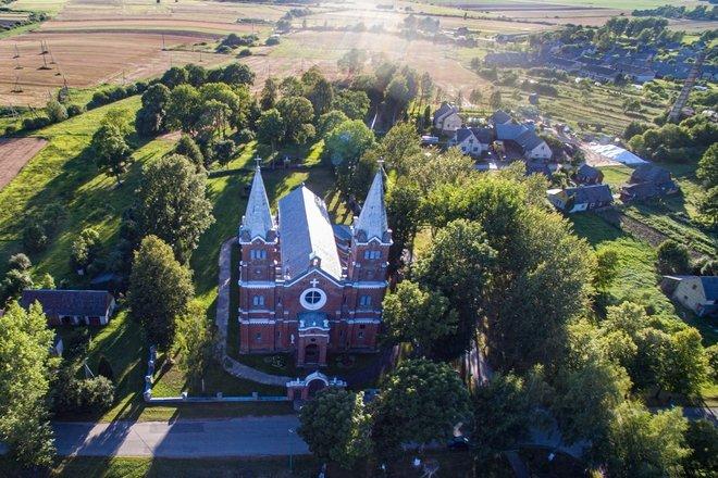 THE CHURCH OF ŠIAULĖNAI