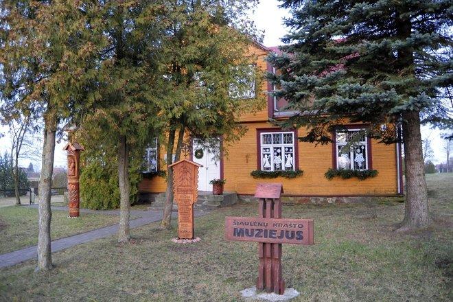 ŠIAULĖNAI REGIONAL MUSEUM