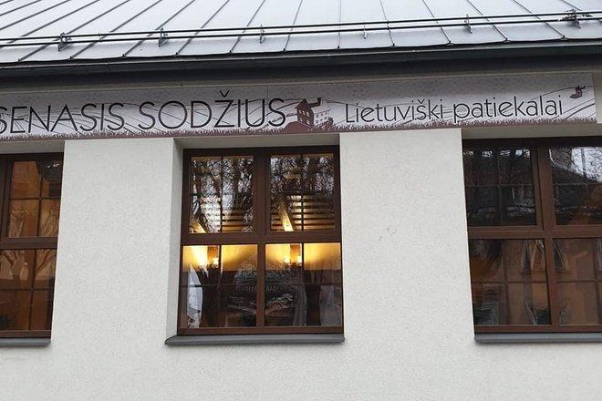 SENASIS SODŽIUS