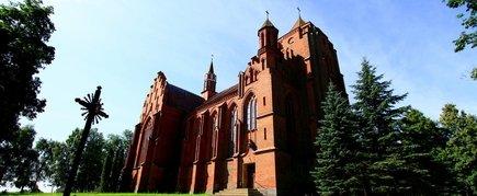 ST. APOSTLE EVANGELIST MATTHEW CHURCH OF STULGIAI