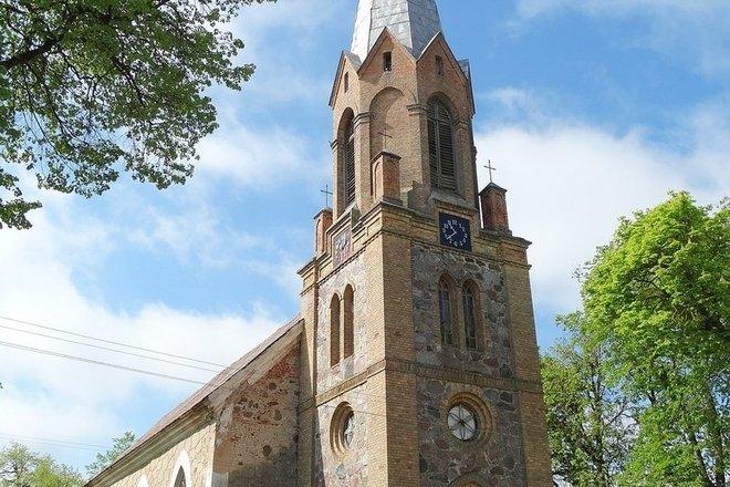 ZEIMELIS LUTHERAN EVANGELIC CHURCH
